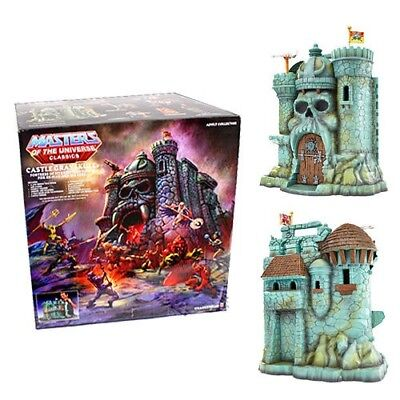MOTU Classics Castle Grayskull - BRAND NEW MINT CONDITION -