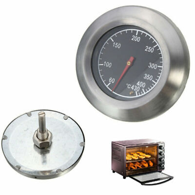 BBQ Smoker Grill Stainless Steel Thermometer Temperature Gauge 60℃-430℃