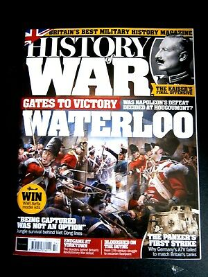 History Of War Magazine Issue 54 (new)     2018