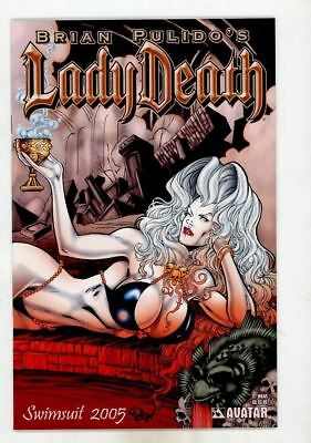 Brian Pulido's Lady Death, Swimsuit 2005 NM 540
