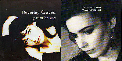 BEVERLY CRAVEN SINGLE COLLECTION - Vinyl 45RPM
