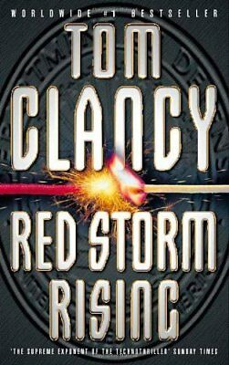 Red Storm Rising Book | Clancy, Tom PB 0006173624 GDN NEW