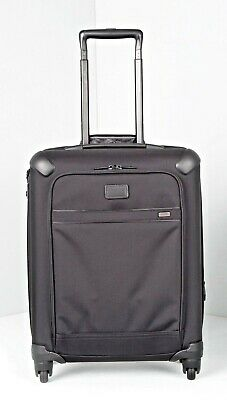 Tumi Alpha 3 Continental Expandable 4 wheel Carry-On-Brand NEW In Factory Box