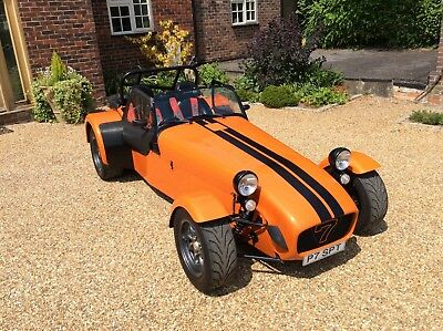 Caterham Seven 1.6 Supersport 29k miles leather P7 SPT number inc