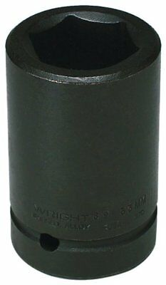 Wright Tool 89-46MM 46MM 1-Inch Drive 6 Point Deep Metric Impact Socket