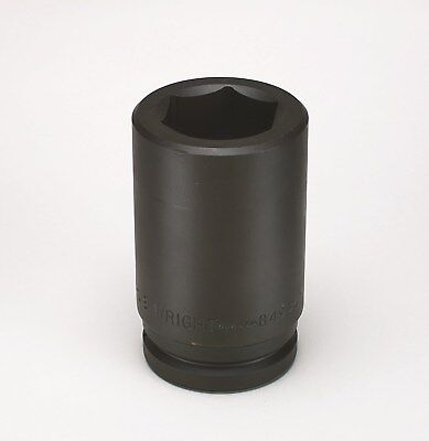 Wright Tool 849-46MM 46MM 1-1/2-Inch Drive 6 Point Deep Metric Impact Socket