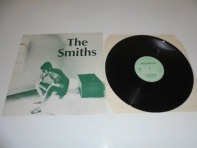 """THE SMITHS """"WILLIAM IT WAS REALLY NOTHING"""" ORIGINAL 1984 Vinyl Record-NEAR MINT"""