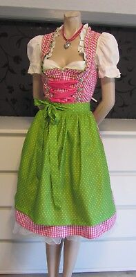 SALE NEW German Bavarian Exclusive 3 pc. Dirndl Dress  10