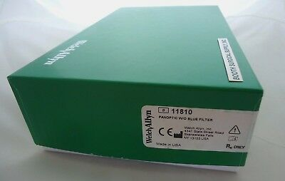 Welch Allyn 3.5V Panoptic Ophthalmoscope #11810 W/o Cobalt Blue Filter  (New)