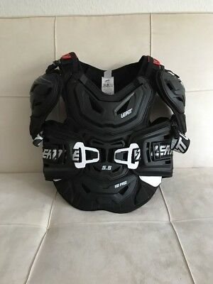 leatt brustpanzer Pro HD 5.5 black Chest Protector MX New