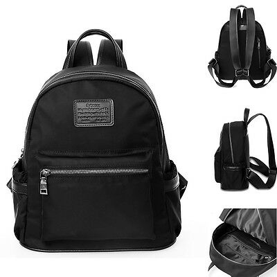 c7f0372670 Women s Small Backpack Rucksack Water Resistant Nylon Daypack Purse Cute bag  New
