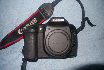 Canon EOS 50D 15.1MP Body, voll Funktionsfähig