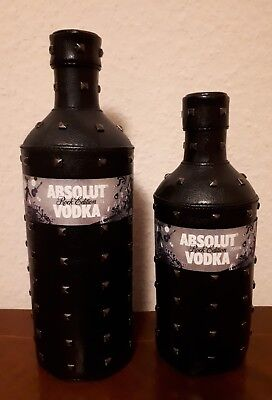 Absolut Vodka Rocks Set 1l und 700ml versiegelt