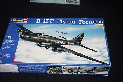 Revell 1:72 B-17F FLYING FORTRESS