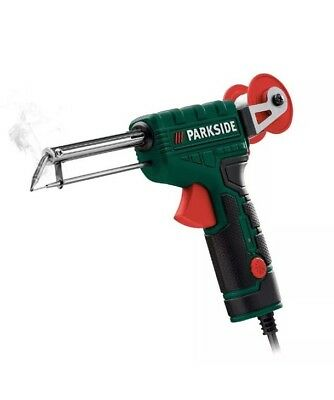 Parkside Soldering Gun with Integrated Solder Feed Made In Germany