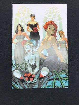 BATMAN #50 (2018, DC) Coliseum Alé Garza BRIDESMAIDS Virgin Variant Cover, NM