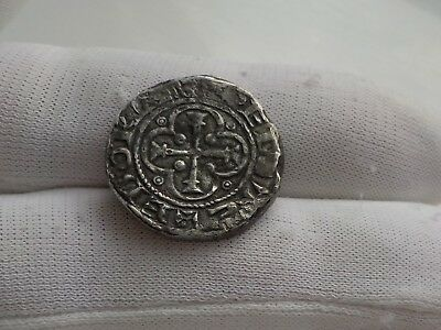 old coin  metal detecting find.