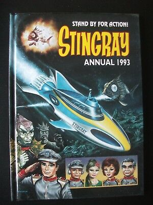 Stand By For Action! ~ Stingray Annual 1993
