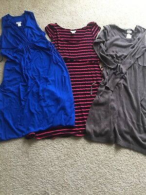 Maternity Clothes Lot - Size S