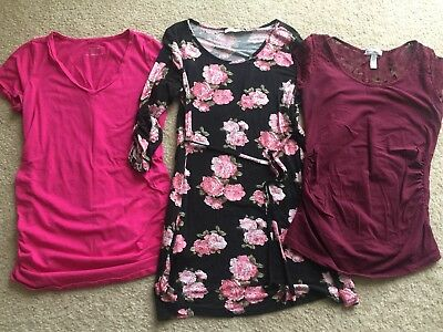 Maternity Clothes Lot - Size M