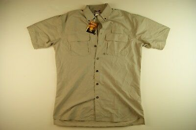 NWT Official Boy Scouts of America adult mens Short Sleeve shirt XL