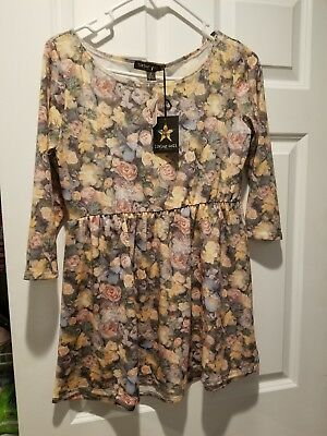 c6bbaeeded5ac WOMENS BABYDOLL TOPS large living doll brand -  3.00