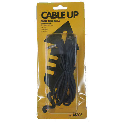 Cable Up CU//AS503 10/' XLR Female to RCA Male Audio Cable