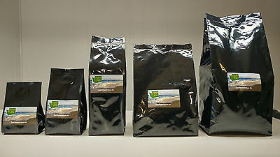 1lb Black Sand Concentrate Gold Paydirt From Washington State