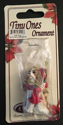 Cavalier King Charles Spaniel Ornament Dog Tiny Ones Conversation Concepts Inc