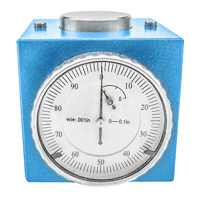 """HFS(R) Magnetic Z Axis Dial Setter .0004"""" Gage Offset Pre Setter Tool Cnc"""
