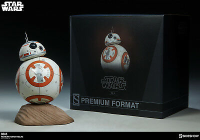 BB8 Premium Format Statue from Sideshow - NEW - Star Wars
