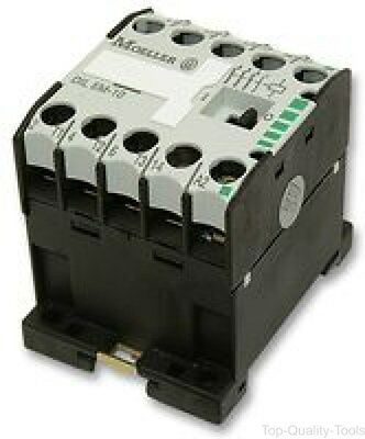 Contactor, Panel, 400 V, 3PST-NO, 3 Pole, 4 kW