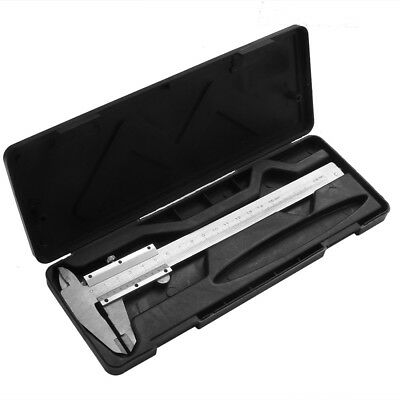 Portable Metal Millimeter Vernier Slide Caliper Ruler Gauge Measuring