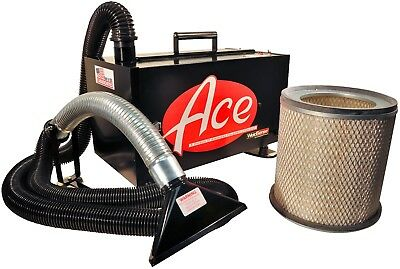 Ace 73-250 Portable Fume Extractor for Welding / Soldering with Cleanable Filter