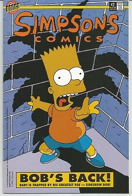 Simpsons Comics #2 : Bobs Back : Bongo Comics : 1994