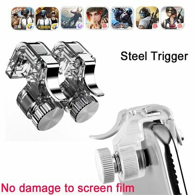 Newest Gaming Trigger Phone Game PUBG Mobile Controller Gamepad for Android IOS