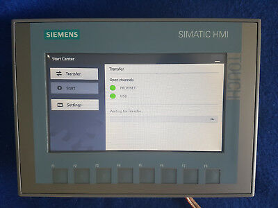 Siemens SIMATIC Panel Touch KTP700  6AV2 123-2GB03-0AX0 / 6AV2123-2GB03-0AX0