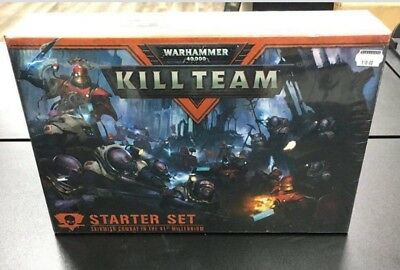 New Kill Team boxed game. Without terain. 40k