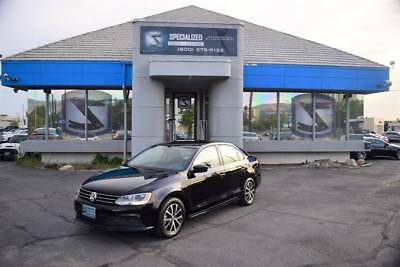 Jetta 1.4T SE 4dr Sedan 6A w/Connectivity