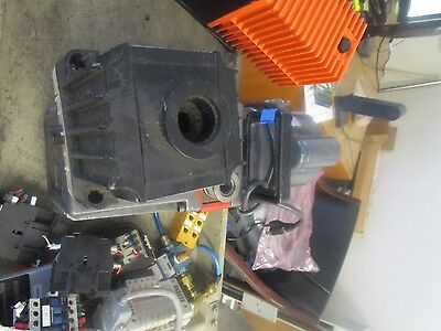Edwards Model: E2M5 High Vacuum Pump with Franklin 1102180403 EMF10 Filter <
