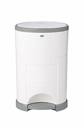 Dekor Classic Hands-Free Diaper Pail | Easiest to Use | Just Step – Drop – Done