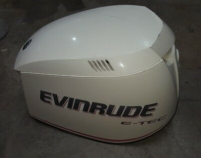 200hp 225hp 250hp evinrude etec outboard cowling