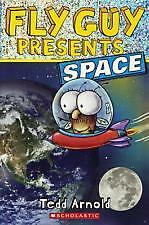 Tedd Arnold  FLY GUY PRESENTS: SPACE ~  New PB ~ Reading Level Grade 2