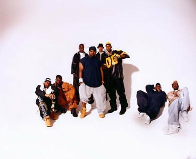 """MX02871 The Wu-Tang Clan - RZA Hip Hop Group Music 17""""x14"""" Poster"""