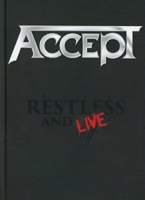 Accept - Restless and Live [CD]
