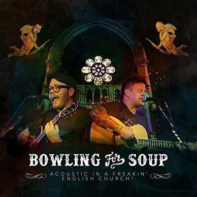 Bowling For Soup: Acoustic in a Freakin' English Church (LIVE) [DVD][Region 2]