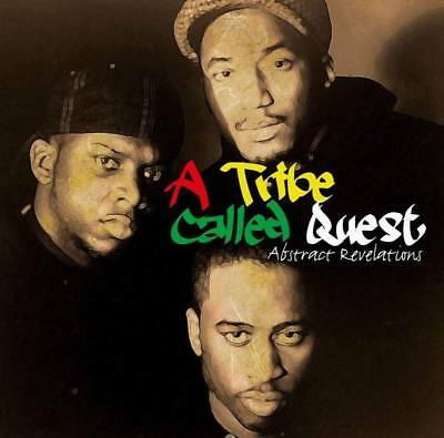 "MX03565 A Tribe Called Quest - American Hip Hop Q Tip MC Music 14""x14"" Poster"