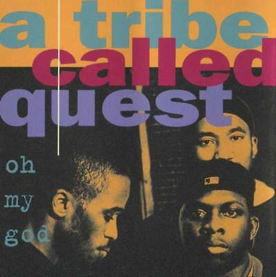 "MX03566 A Tribe Called Quest - American Hip Hop Q Tip MC Music 14""x14"" Poster"