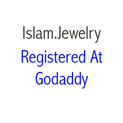 www.Islam.Jewelry Premium Domain Name For Sale
