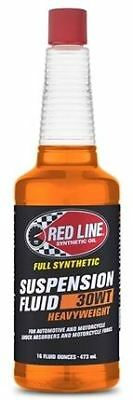 Red Line 91142 Heavy Weight 30wt Suspension Fluid Fork Oil - 16oz